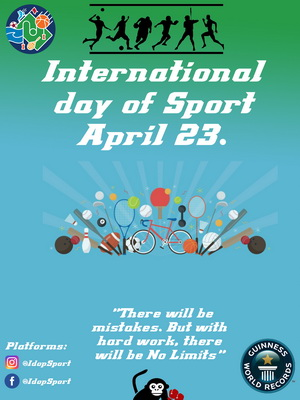 International day of Sport